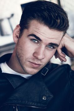 LIAM HEMSWORTH I think he should be Will Herondale... those eyes!