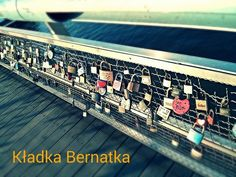 #krakow #kladkabernatka #love #lockers