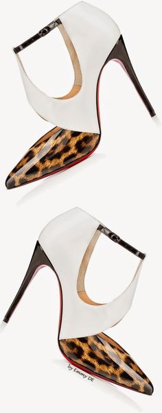 Brilliant Luxury by Emmy DE * Christian Louboutin 'Dictata'