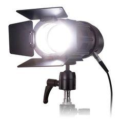Fotodiox Pro PopSpot J-500 Focusing LED Light, High-Intensity Daylight LED 5600k Focusable Spot Light for Still and Video | @giftryapp