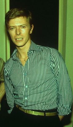 David Bowie in February 1979 <3