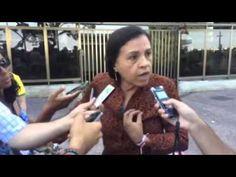Mulher que defende o governo discute com manifestantes no Rio