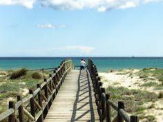 Playa de l'Ahuir, Gandía / L'Ahuir beach, Gandía