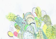 Julie Bourdais - Cactus