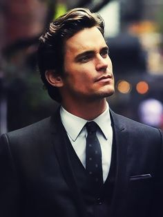 "The whole time I'm watching White Collar all I can think is ""how is his hair so perfect?""."