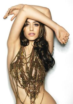 A. Love Emmy Rossum. B. Great idea for a special calendar for my hubby this Valentines day!