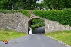 Chris & Elizabeth's Wedding at Farnham Estate by Photographer Eddie McDowell