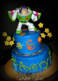 "Using a figure of yours, this cake would be $45/single 8"" round tier (serves up to 24)"
