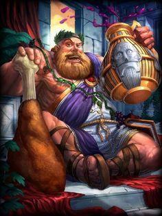 Bacchus Deus do vinho da uva e da embriaguez da loucura filho de Júpiter