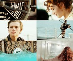 Titanic was called the Ship of Dreams, and it was. It really was.