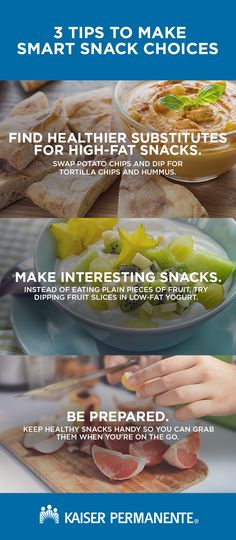 It's snack time - what do you reach for? Find some ideas for quick and healthy snacks. Eat Healthy Cheap, Quick Healthy Snacks, Keeping Healthy, Healthy Tips, Healthy Eating, Smart Snacks, Low Fat Yogurt, Fruit Slice, Health And Wellness