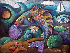 fancy fish by karincharlotte on DeviantArt