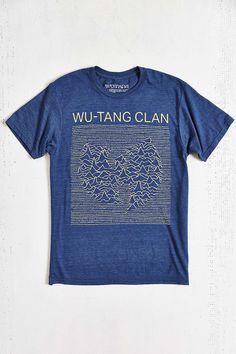 Wu-Tang Pulsar Tee
