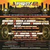 DJ Faydz (XpressionZ Crew) Uproar - Brunel Rooms - Swindon (2003) by DJ Faydz on SoundCloud