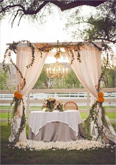 Rustic sweetheart table ideas. Captured By: Duke Photography ---> http://www.weddingchicks.com/2014/05/27/rustic-wedding-must-haves/