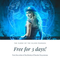 The Curse of the Silver Pharaoh is free on for the next three days. Jump into this new series. The Next Three Days, Our World, New Series, Short Stories, Ministry, Kindle, Novels, Fiction, Silver