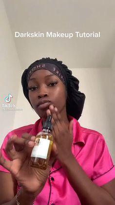 Brown Skin Makeup, Edgy Makeup, Black Girl Makeup, Cute Makeup, Eyebrow Makeup, Girls Makeup, Pretty Makeup, Makeup Tips, Beauty Makeup
