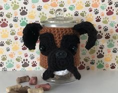 Crochet Dogs Crochet Patterns Crochet Kits by HookedbyAngel