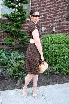 Librarian for Life & Style:  Polka dot pretty