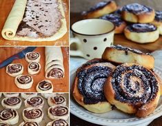 Creative Cakes, Easy Cooking, High Tea, Doughnut, Cake Recipes, Breakfast Recipes, French Toast, Food And Drink, Sweets