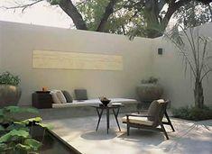 Lindos patios modernos minimalistas