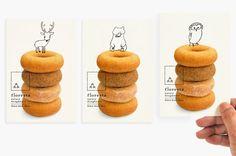 純真質樸 floresta 甜甜圈 | MyDesy 淘靈感
