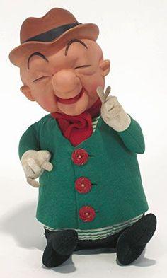 """Mr. Magoo Doll (1960) - """"Waldo! You've done it again!"""""""