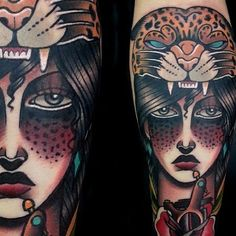 Follow Toni @tdonaire from Blue cat tattoo in Barcelona