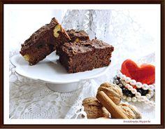 Kriszta konyhája- Sütni,főzni bárki tud!: Paleo brownie