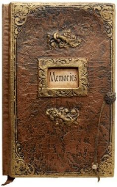 A very old diary