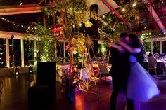 Colorful, happy wedding in Enchanted Garden Endorfina Foksal Warsaw, Poland by artsize.pl