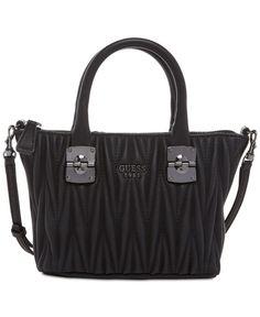 Guess Keegan Petite Satchel Guess Handbags e4c876ec00249