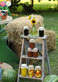 Farmer's Market Birthday Party via Kara's Party Ideas | KarasPartyIdeas.com (18)