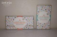 Sale-a-bration See Ya Later - Money Holder & Gift Card Holder
