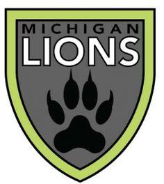 Michigan Lions (Michigan) Conf: Great Lakes  #MichiganLions #Michigan #WPSL (L10158)