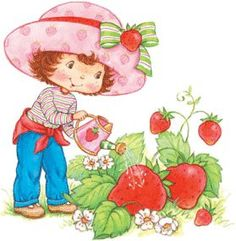 strawberry shortcake - Ale Turonis - Picasa Web Albums