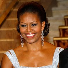 Michelle Obama's Changing Looks - 2009  - from InStyle.com