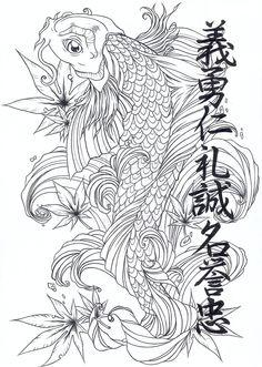 Dragon koi?