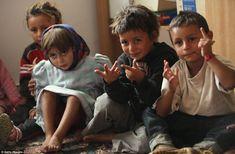 OvidiuRo - organization that helps Romanian gypsy children break the cycle of poverty through education