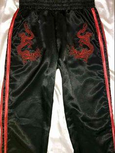 silk dragon trackiez