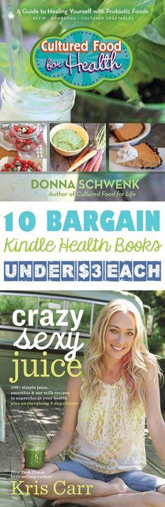 10 Kindle Health Boo