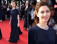 Sofia Coppola In Valentino – 'A Fistful of Dollars' Cannes Film Festival Screening