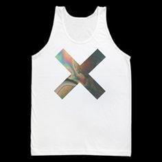 Coexist White Vest
