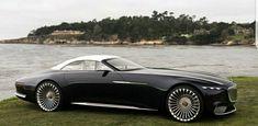 Maybach Land Yacht.