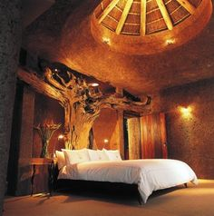 Amateur private bedroom