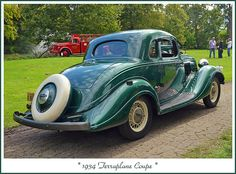 1934 Terraplane Coupe   Flickr - Photo Sharing!