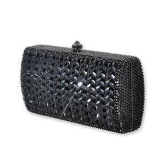 Bourne Swarovski Crystal Clutch Bag