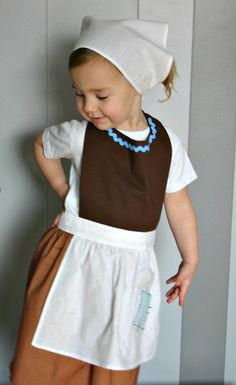 Cinderalla Handmade Children Apron Other Kids' Clothing & Accs