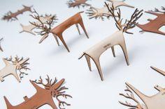 Hank & Maxwell Design Shop Reindeer