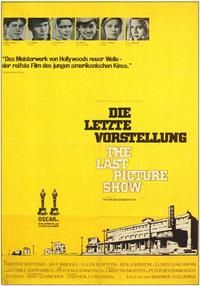 The Last Picture Show Movie Posters From Movie Poster Shop
